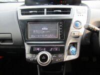 Toyota Prius Alpha, 2016