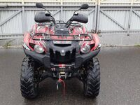 Yamaha Grizzly 700, 2010