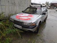 Toyota Carina Wagon, 1992