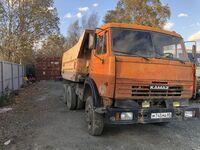 КамАЗ 55111 (6х4), 2007