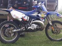 Yamaha YZ 250F, 2000