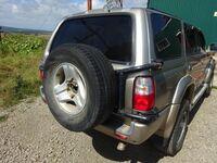 Toyota Hilux Surf, 2001