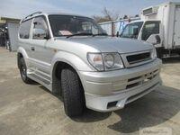 Toyota Land Cruiser Prado, 1999