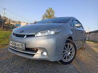Toyota Wish, 2009
