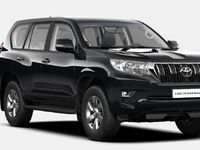 Toyota Land Cruiser Prado, 2020