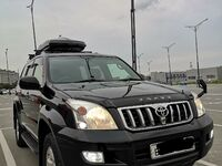 Toyota Land Cruiser Prado, 2005