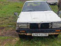 Toyota Mark II Wagon, 1987