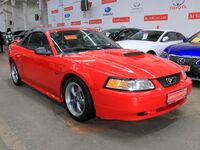 Ford Mustang, 2002