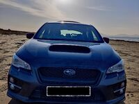 Subaru Impreza WRX, 2016
