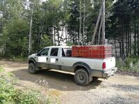 Ford F-350, 2002