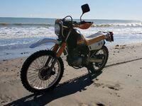 Suzuki Djebel, 1997