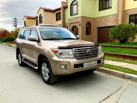 Toyota Land Cruiser, 2013