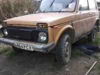 ВАЗ 2121 Нива, 1986