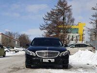 Mercedes-Benz E200, 2013