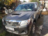 Toyota Hilux Pick Up, 2014