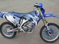 Yamaha WR, 2009