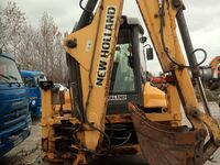New Holland LB115.B, 2005