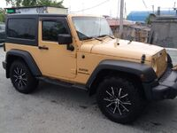 Jeep Wrangler, 2013