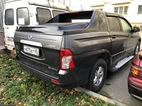 SsangYong Actyon Sports, 2013