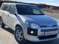 Toyota Succeed, 2015