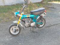 Honda Dax, 1987