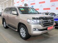Toyota Land Cruiser, 2016