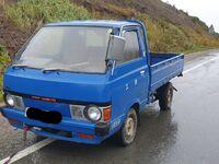 Nissan Vanette Truck, 1984