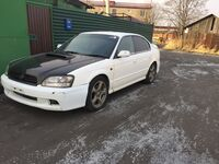 Subaru Legacy B4, 2001