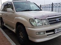 Toyota Land Cruiser Cygnus, 2004