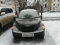 Chrysler PT Cruiser, 2003