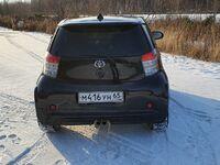 Toyota iQ, 2011