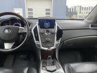 Cadillac SRX, 2011