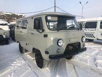 УАЗ 39625, 2020