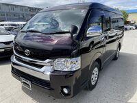 Toyota Hiace, 2014