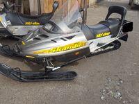 BRP Ski-Doo Skandic WT 550, 1999