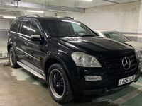 Mercedes-Benz GL500, 2008