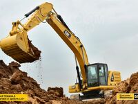 Caterpillar 320GC, 2021