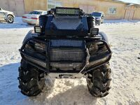 Yamaha Grizzly 700, 2011