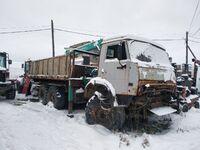 КамАЗ 43114 (6x6), 2006
