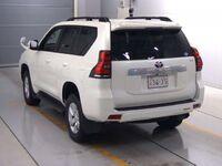 Toyota Land Cruiser Prado, 2017