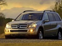 Mercedes-Benz GL450, 2007