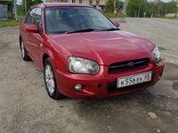 Subaru Impreza Wagon, 2002