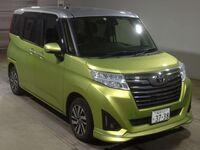 Toyota Roomy, 2017