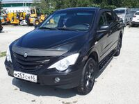 SsangYong Actyon Sports, 2008