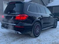 Mercedes-Benz GL63, 2015