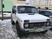 ВАЗ 2121 Нива, 1996