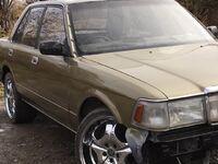 Toyota Crown, 1987