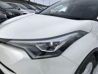 Toyota C-HR, 2018