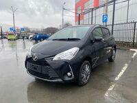 Toyota Vitz, 2017