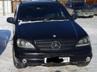 Mercedes-Benz ML270, 2002
